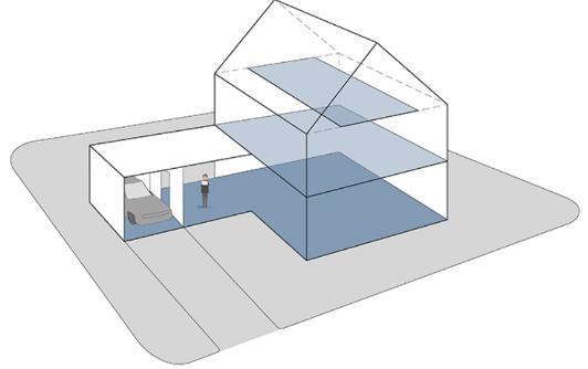 BYA illustrasjon for hytter
